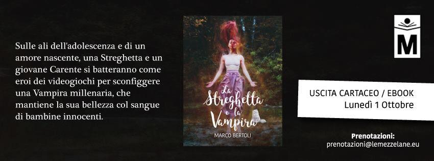 Sulla ali dell'adolescenza e di un amore nascente, una Streghetta e un giovane Carente si batteranno come eroi dei videogiochi per sconfiggere una Vampira millenaria, che mantiene la sua bellezza col sangue di bambine innocenti.