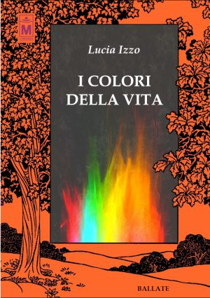 Una raccolta suddivisa in sei stanze, ognuna di un diverso colore, in cui la poesia scorre fluida vibrano sulla lunghezza d'onda della tonalità scelta.