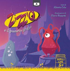 A Zizziq, piccolo alieno costretto a vagare per la galassia a bordo di un'astronave–scuola, tutti i giorni sembrano uguali. Un giorno, però, le sue tre antenne lo mettono nei guai e il Grande Maestro Niqquit decide di punirlo. Da lì comincia la sua grande avventura: salvare un lontano pianeta chiamato Terra